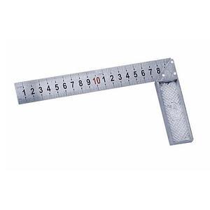 长城精工 钢角尺 200mm(1A系列)  130120 1盒6把 1箱60把