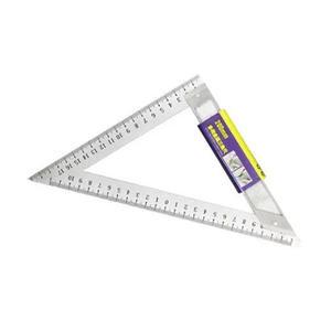 136120 长城精工 多用金属三角尺 1盒12.0个 1箱120.0个