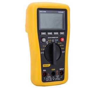 DL8460 得力 带温度测量数字万用表3-3/4位600V 1箱20.0台 1盒10.0台