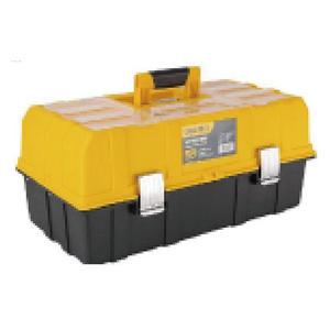 DL432117 得力 三层折叠工具箱17寸 1箱9.0只