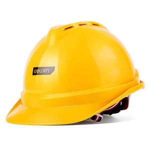 DL525001 得力 安全帽(黄)52-64mm 1箱20.0顶