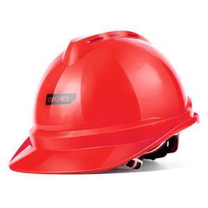 DL525003 得力 安全帽(红)52-64mm 1箱20.0顶
