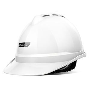 DL525004 得力 安全帽(白)52-64mm 1箱20.0顶