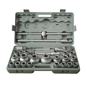 1090001 江都亚威 重型套筒扳手 (21-65)(劳动)26件