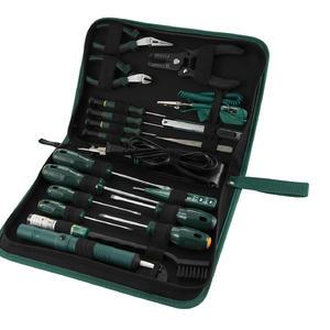 03720 世达 19件电子维修组套 1箱16.0套 1盒4.0套
