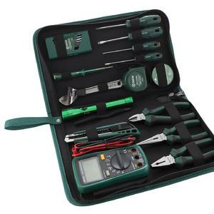 03790 世达 21件电工日常检修组套 1箱6.0套 1盒1.0套