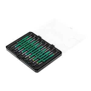 09317 世达 15件综合微型螺丝批组套 1盒5.0套 1箱12.0套