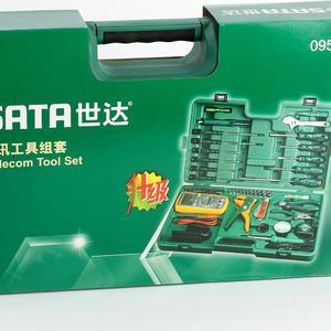 09535 世达 53件电讯工具组套 1盒2.0套 1箱2.0套