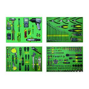 09919 世达 157件汽修开店工具托组套 1盒1.0套 1箱1.0套