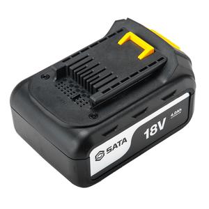 51519 世达 J系列18V 4.0Ah 横插式锂电电池包 1盒1.0个 1箱24.0个