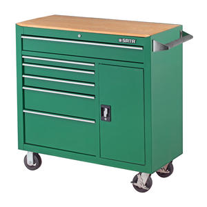 95109 世达 八抽屉柜型工具车1035x457x897MM 1箱1.0个 1盒1.0个
