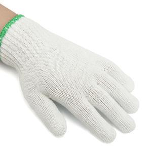 ASF0007 世达PPE 单面点塑手套 1箱240.0双 1盒1.0双