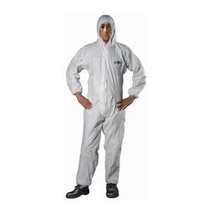 BF0103 世达PPE SMS轻型防尘防化服L 1箱50.0件 1盒50.0件