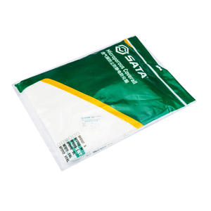 BF0109 世达PPE 透气膜防尘防静电防化服L 1箱50.0件 1盒50.0件
