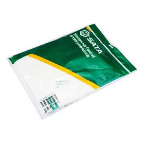 BF0112 世达PPE 透气膜防尘防静电防化服XXXL 1盒1.0件 1箱50.0件