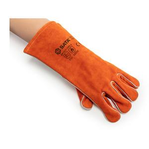 FS0105 世达PPE 直指焊接手套L 1盒12.0双 1箱36.0双