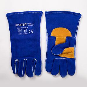 FS0108 世达PPE 斜指焊接手套XL 1盒12.0双 1箱36.0双