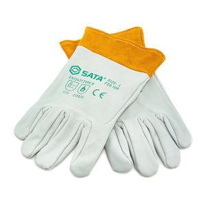 FS0109 世达PPE 氩弧焊接手套L 1盒12.0双 1箱36.0双