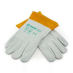 FS0110 世达PPE 氩弧焊接手套XL 1盒12.0双 1箱36.0双