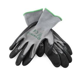 FS0602 世达PPE 双层丁腈磨砂掌浸手套9' 1箱72.0双 1盒72.0双
