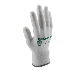 FS0701 世达PPE PU手套(指浸)6