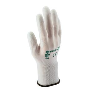 FS0705 世达PPE PU手套(掌浸)8