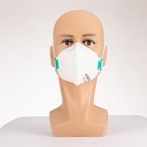 HF0203 世达PPE 蚌型折叠式防尘口罩 1盒20.0个 1箱120.0个