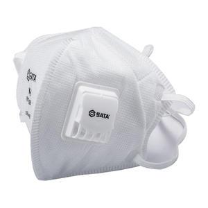 HF0204V 世达PPE 自吸过滤式防颗粒物呼吸器[KN95折叠带阀口罩] 1盒25.0个 1箱300.0个