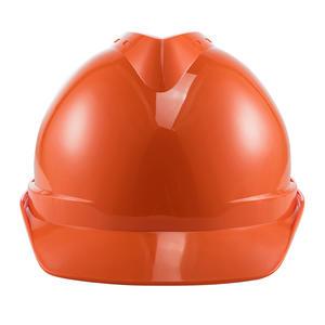 TF0101O 世达PPE V顶标准型安全帽-橙色 1盒20.0顶 1箱20.0顶