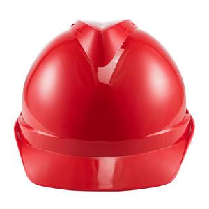 TF0101R 世达PPE V顶标准型安全帽-红色 1盒20.0顶 1箱20.0顶