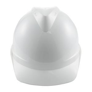 TF0101W 世达PPE V顶标准型安全帽-白色 1盒20.0顶 1箱20.0顶