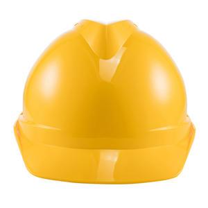 TF0101Y 世达PPE V顶标准型安全帽-黄色 1盒20.0顶 1箱20.0顶
