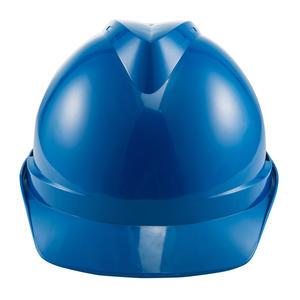 TF0201B 世达PPE V顶ABS标准安全帽-蓝色 1盒20.0顶 1箱20.0顶