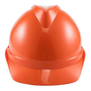 TF0201O 世达PPE V顶ABS标准安全帽-橙色 1盒20.0顶 1箱20.0顶