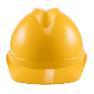 TF0201Y 世达PPE V顶ABS标准安全帽-黄色 1箱20.0顶 1盒20.0顶