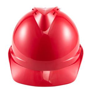 TF0202R 世达PPE V顶ABS透气安全帽-红色 1箱20.0顶 1盒20.0顶