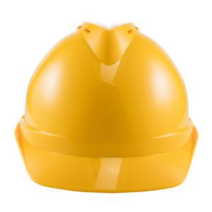 TF0202Y 世达PPE V顶ABS透气安全帽-黄色 1箱20.0顶 1盒20.0顶