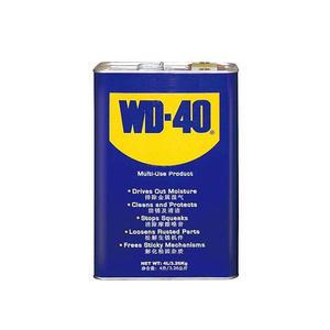 160686804A WD-40 多功能产品 桶装4L 1箱4.0桶