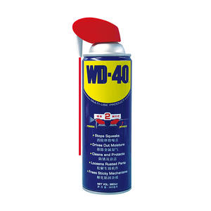 160686380SS WD-40 除湿防锈润滑剂 伶俐喷罐380ML 1箱24.0瓶