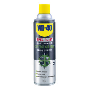 1606852244 WD-40 快干型精密电器清洁剂440ML 1箱12.0瓶