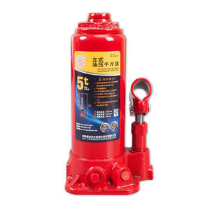 T90504B 常熟中联 油压千斤顶5T 1箱5.0台